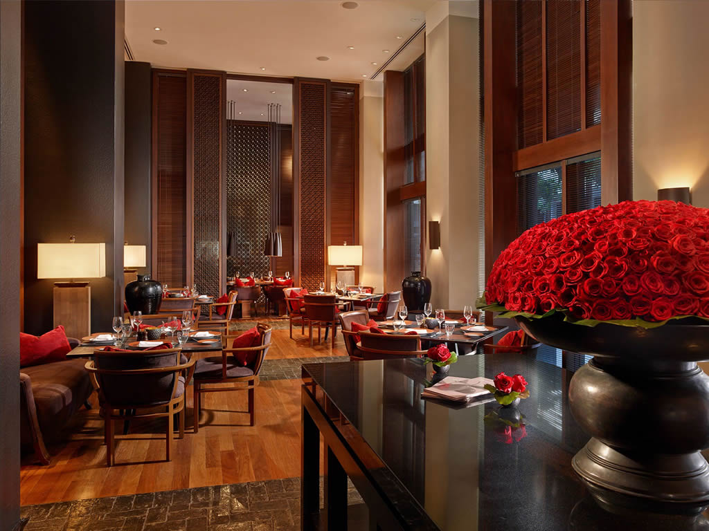 The Setai, Miami Beach celebrates 10 years of service par excellence with a fancy sit down ...