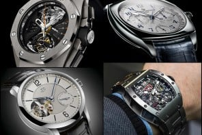 7 exciting men's watches announced at SIHH 2015