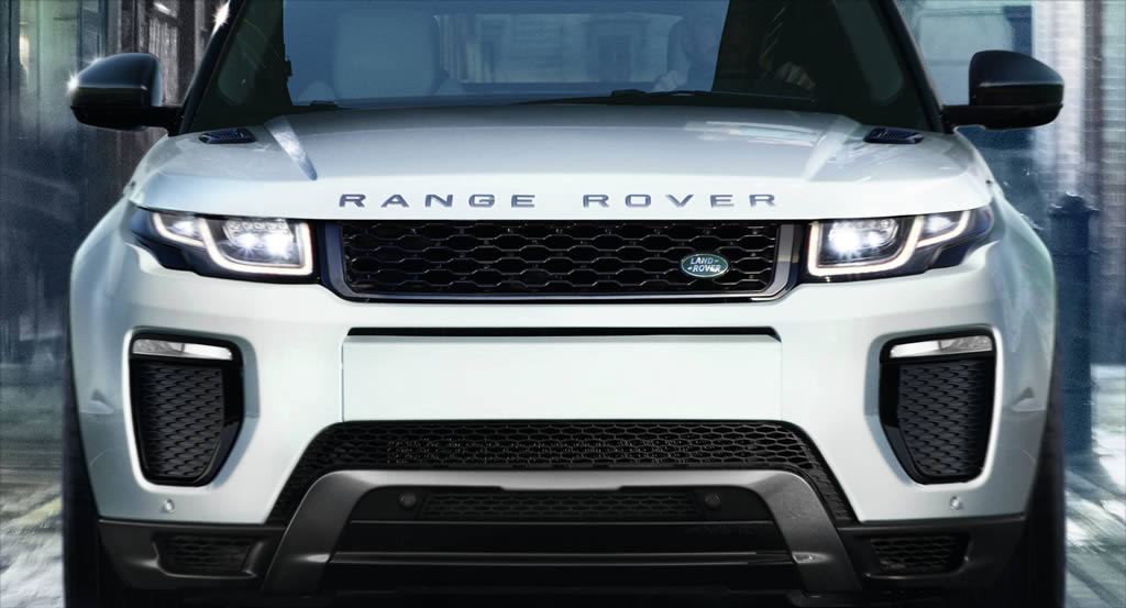 2016 Range Rover Evoque Unveiled With Subtle Styling