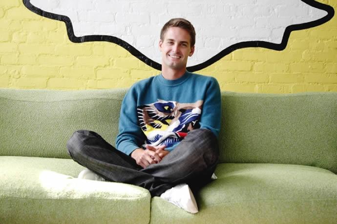 Evan Thomas Spiegel