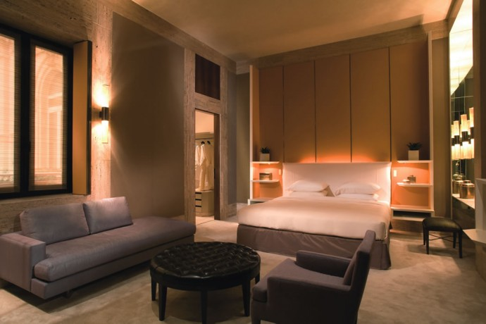 Park Spa Suite - Bedroom