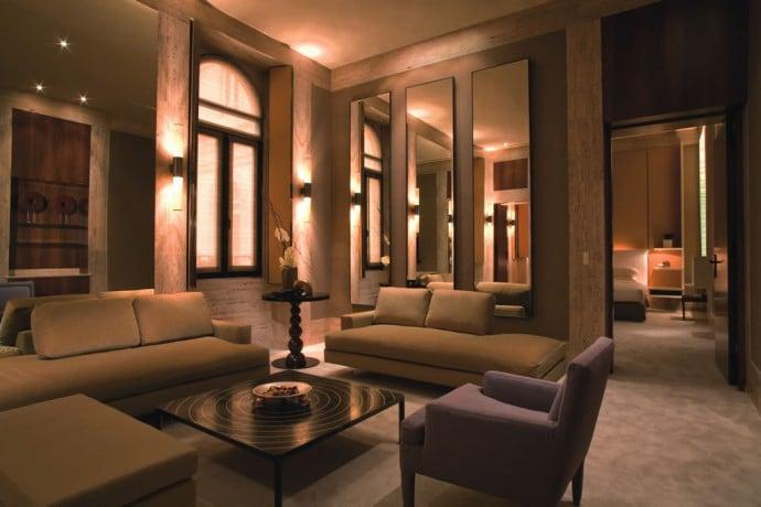 Park Spa Suite - Sitting Room