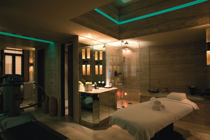 Park Spa Suite - Spa Room