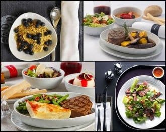 airlines-food