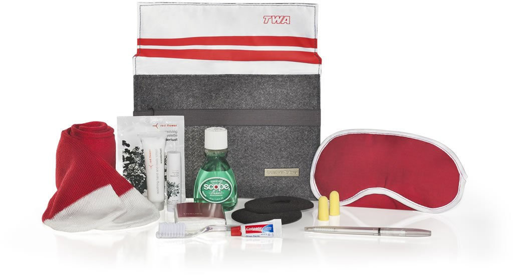 American Airlines Introduces New Retro Themed Amenity Kits