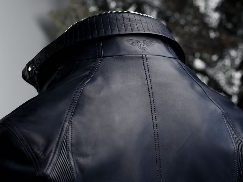 Bentley Adds Leather Jackets Scarves And Handbags To