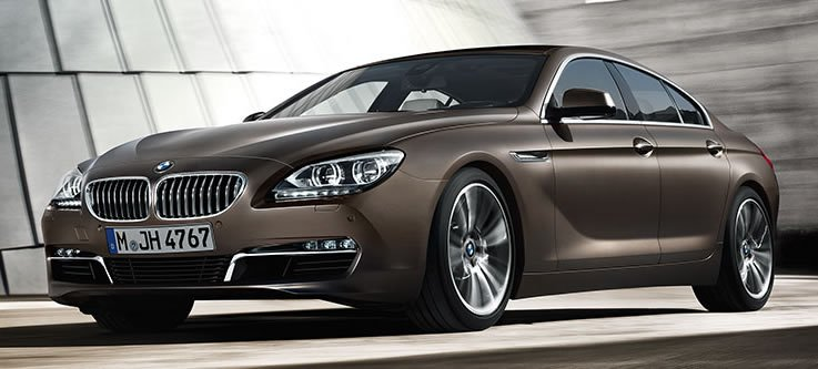 Bmw 6 Series Bang Amp Olufsen Edition Is The Perfect Blend