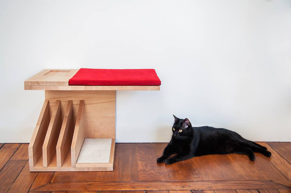 Custom Made Cat Trees By Felinea Is The New Way To Show A