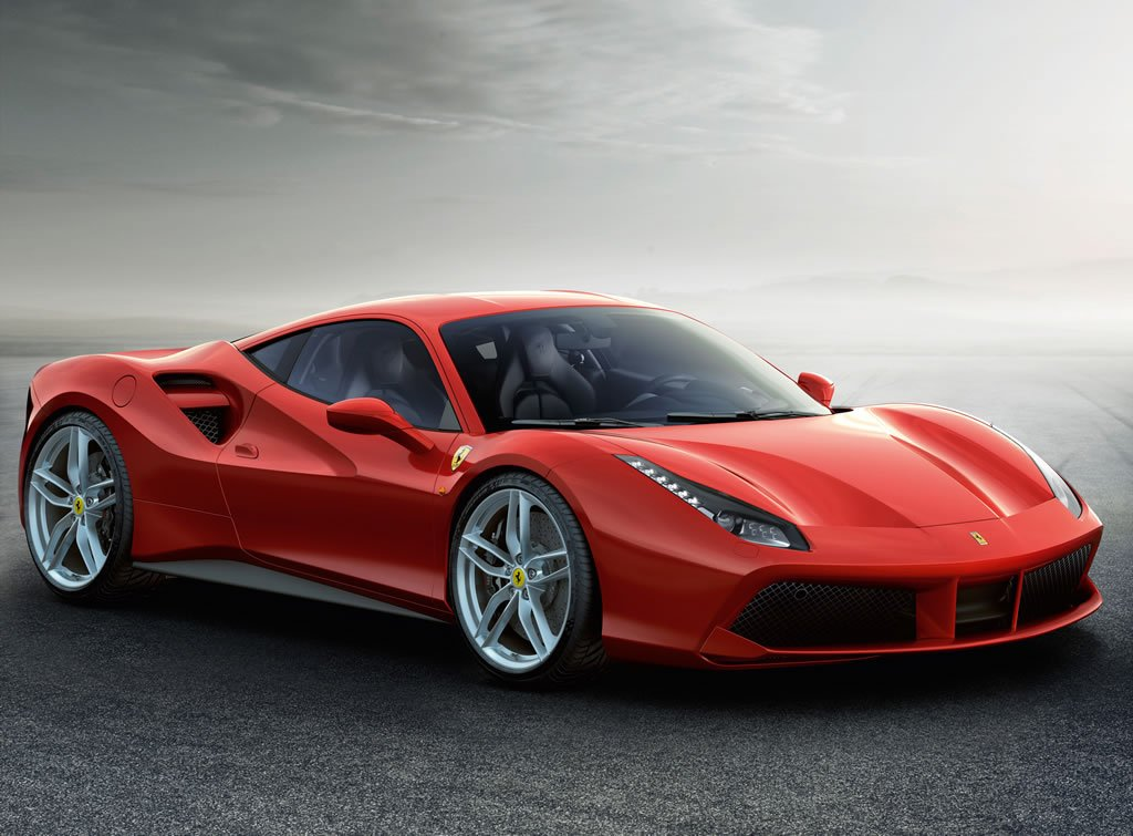 Meet The Ferrari 488 Gtb Turbocharged Successor Of 458 Yes You Read It Right Has Finally Sucbed To Growing Emission