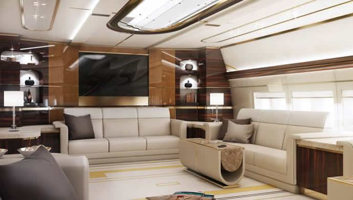 have a look inside the world u0026 39 s first private boeing 747