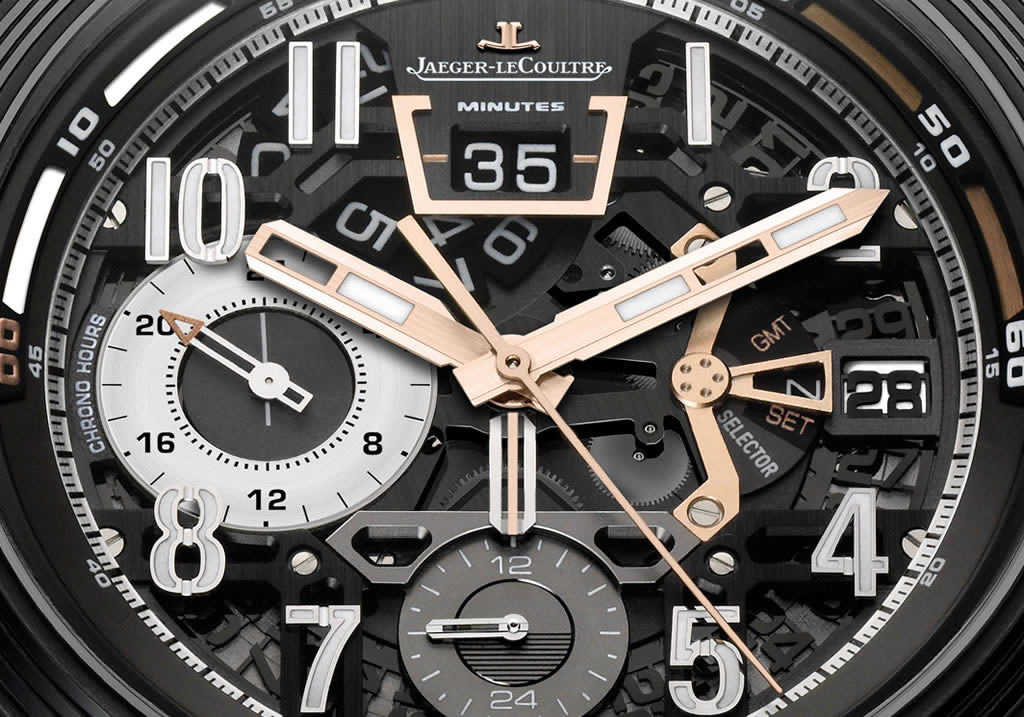 Jaeger-LeCoultre releases Master Compressor Extreme LAB 2