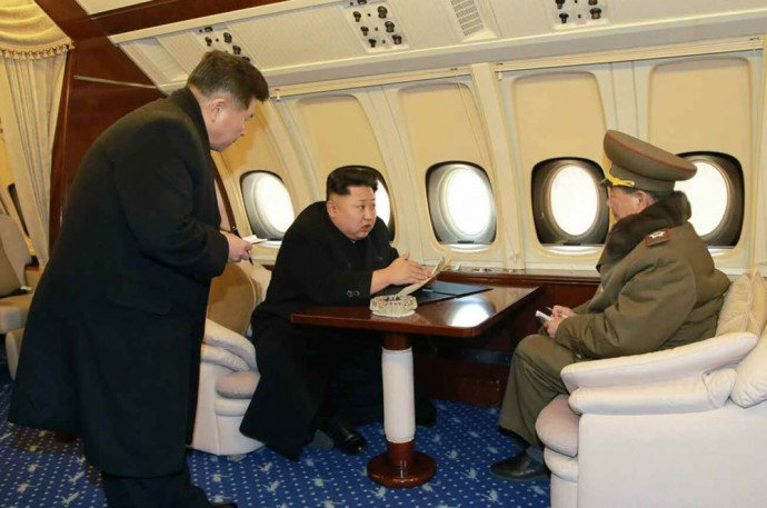 Take a look inside, North Korean dictator Kim Jong-Un's ...