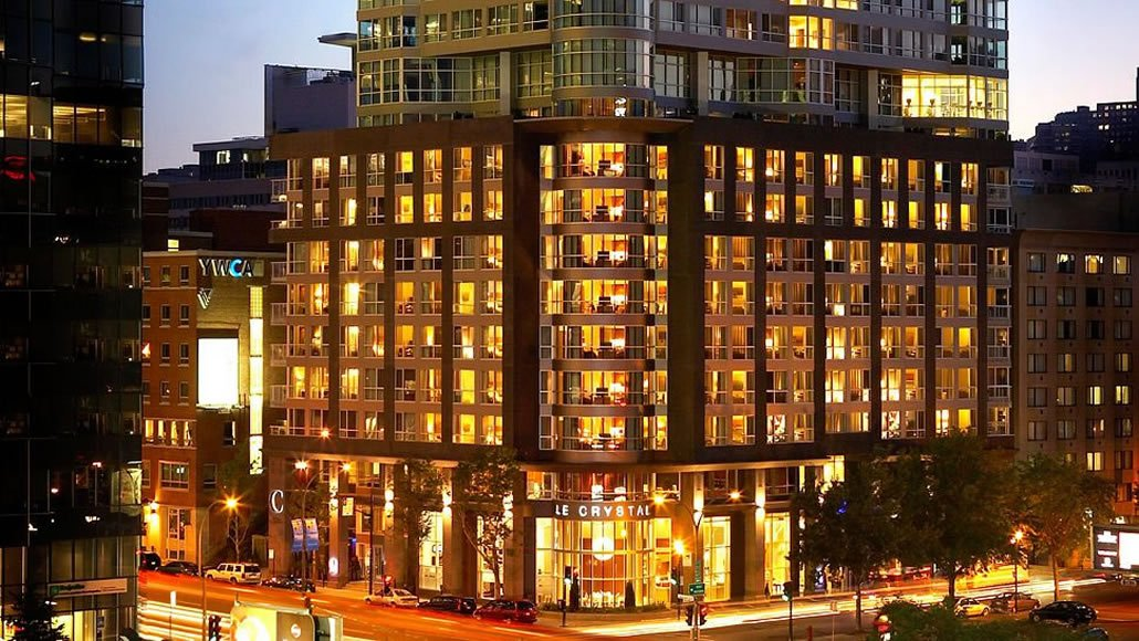 Hotel Le Crystal, Rue De La Montagne