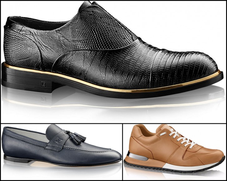 Мужская обувь луи витон