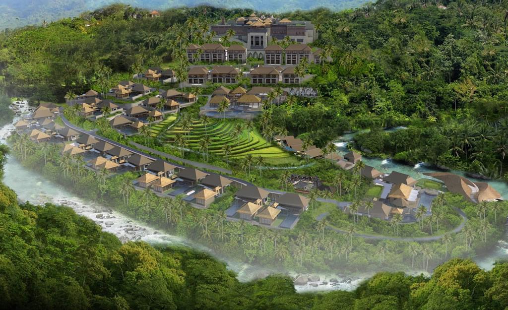 New Hotel Ubud
