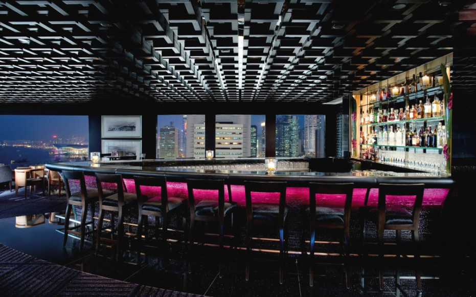 M Bar at Mandarin Oriental Hong Kong