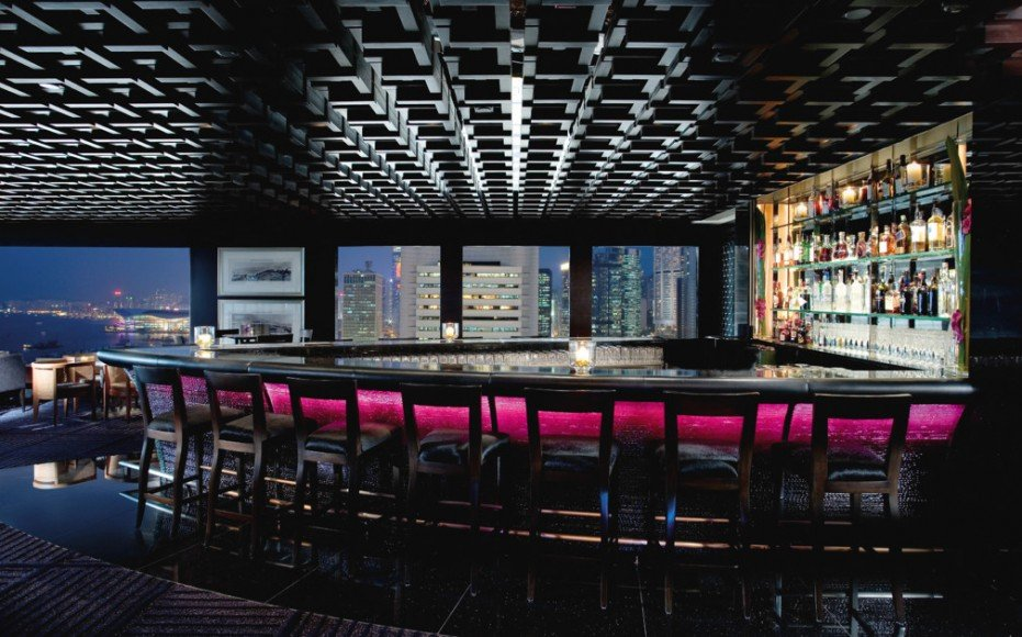 M Bar at Mandarin Oriental Hong Kong