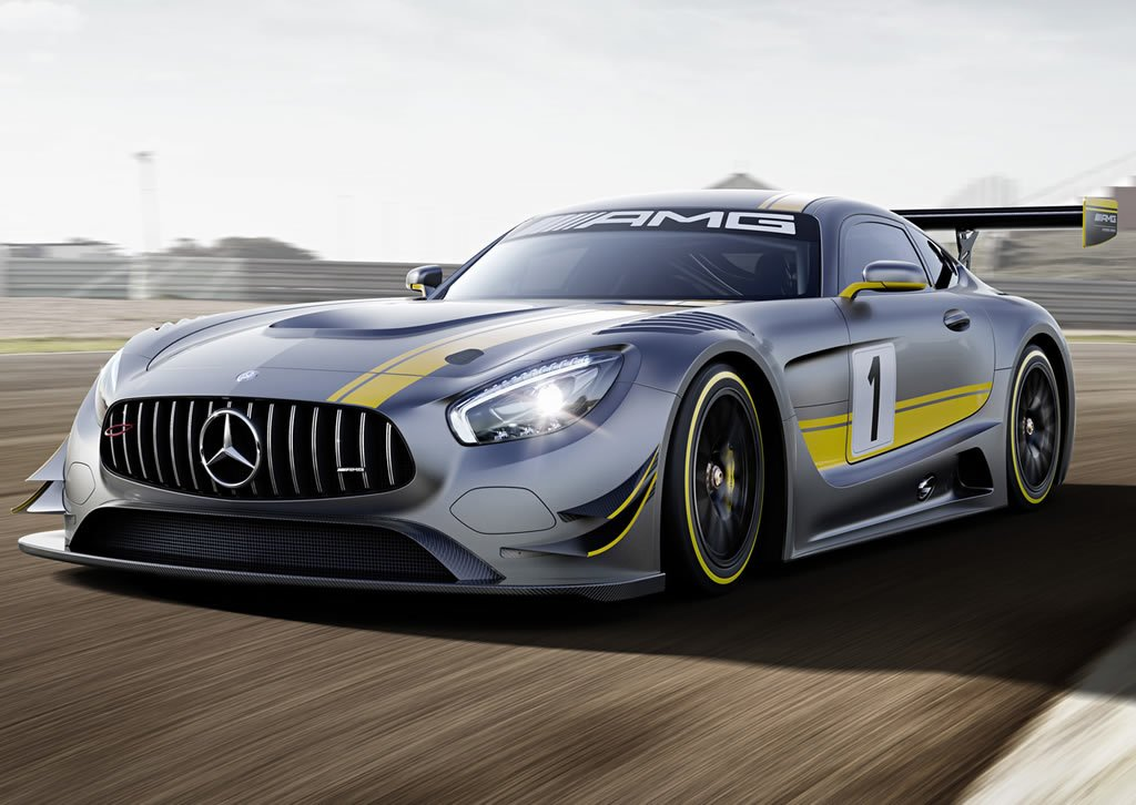 mercedes amg gt3 unveiled sticks with the formula of big displacement without turbo charging. Black Bedroom Furniture Sets. Home Design Ideas