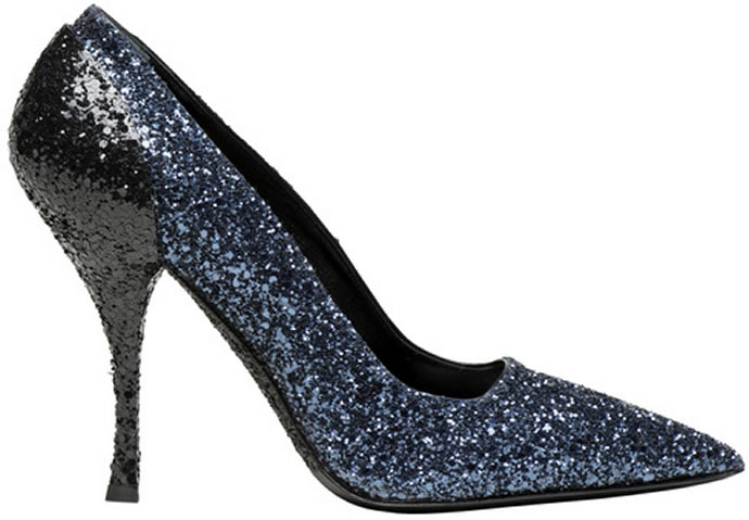 2bd0ea25a41f Miu Miu s impressive sparkly heels are strictly limited to a few -