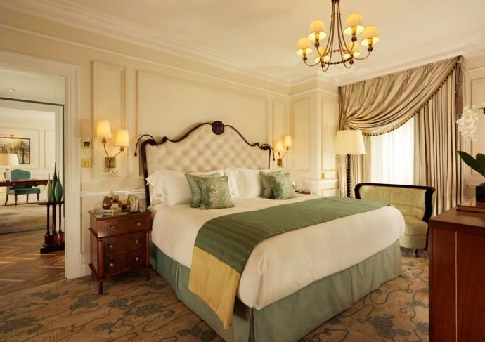 Knightsbridge Suite Bedroom