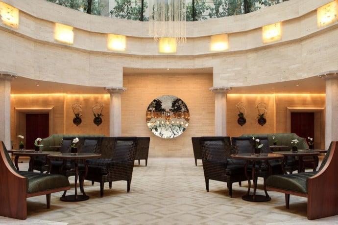 Cupola Lobby Lounge