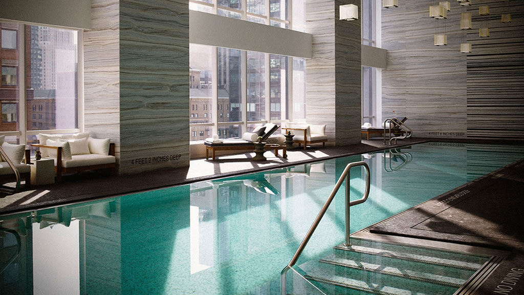 Suite Of The Week The Chic Park Terrace Suite At Park Hyatt New York