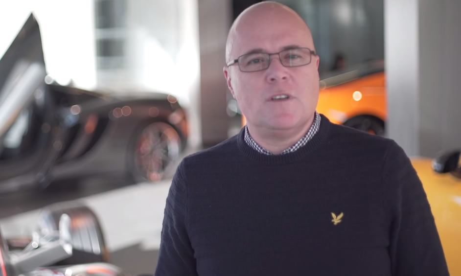 Meet The Man Who Owns The Holy Trinity Of A Mclaren P1
