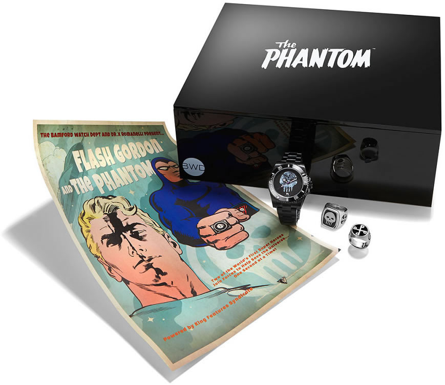 Rolex And Bwd Announce Limited Edition Flash Gordon And
