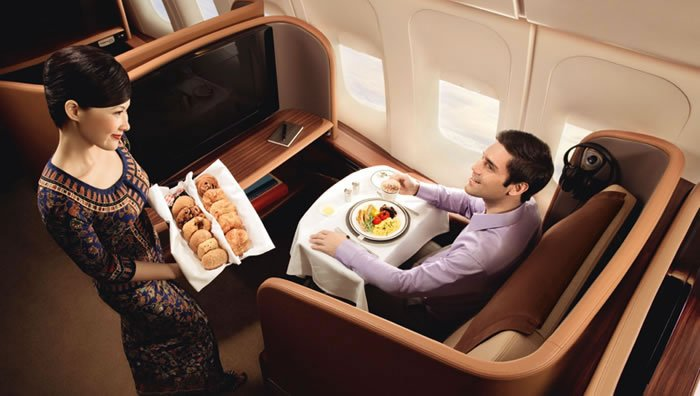 Here are the 11 best Airline meals in first and business ...