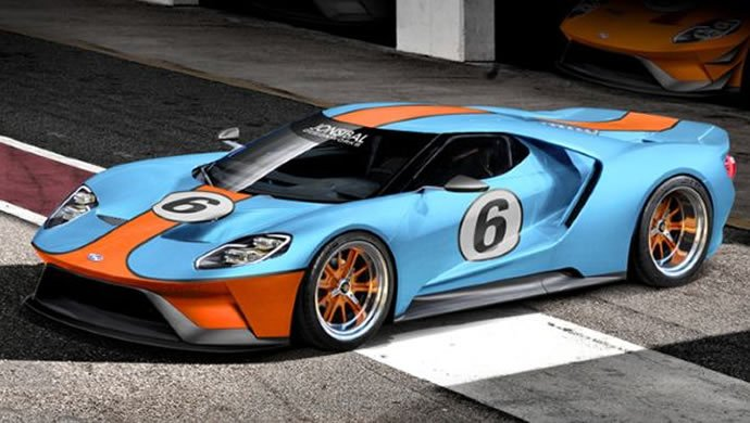 Ford Gt Supercar Will Be The Automaker S Most Expensive Car