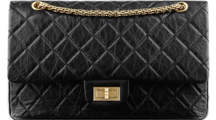 Chanel Large 2.55 Flap Bag