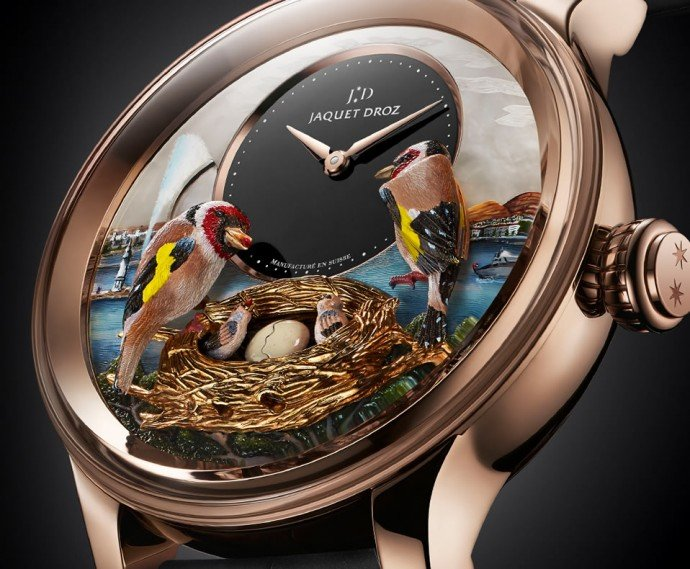 Jaquet-Droz-The-Bird-Repeater-Geneva