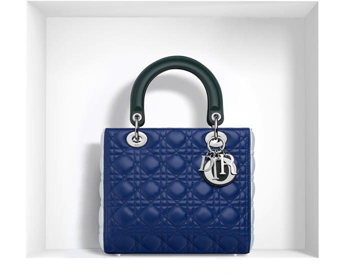 Lady Dior Blue