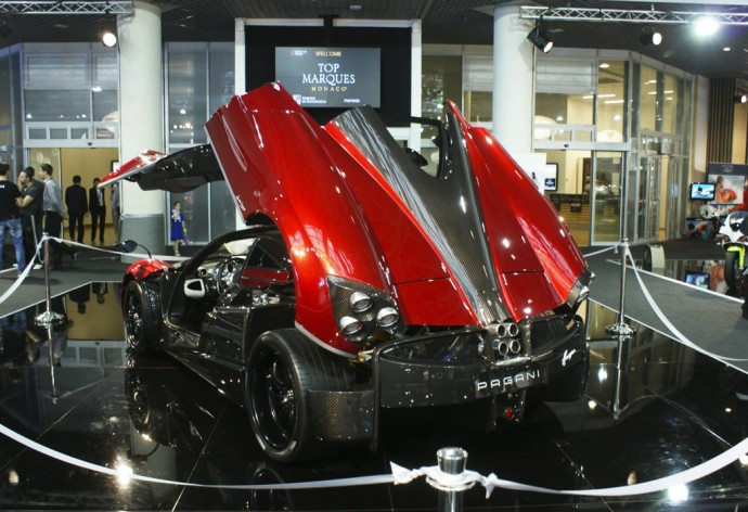 Pagani top marques 2014
