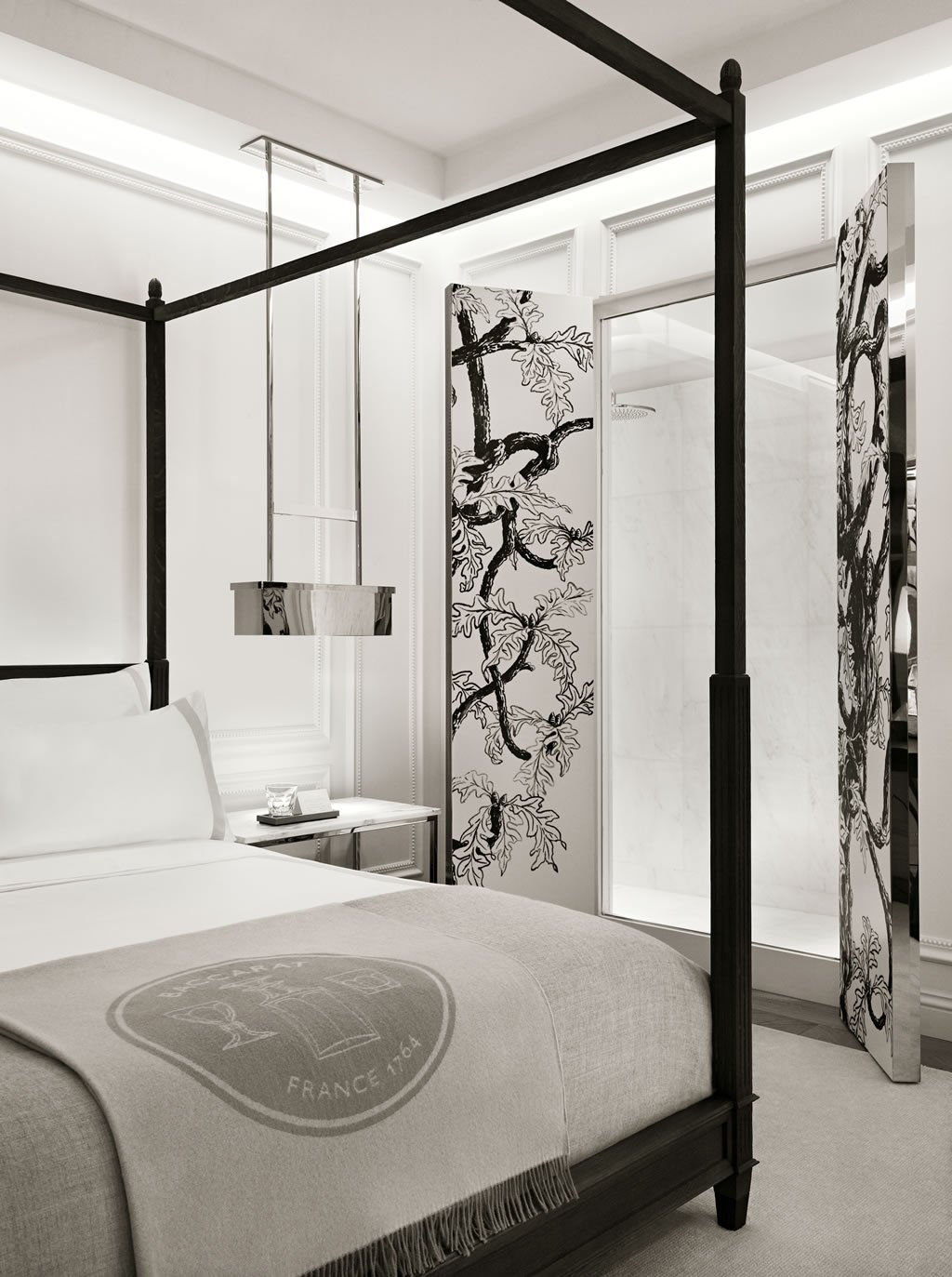 Suite Of The Week The Delightful Prestige Suite At The Baccarat Hotel And Residences
