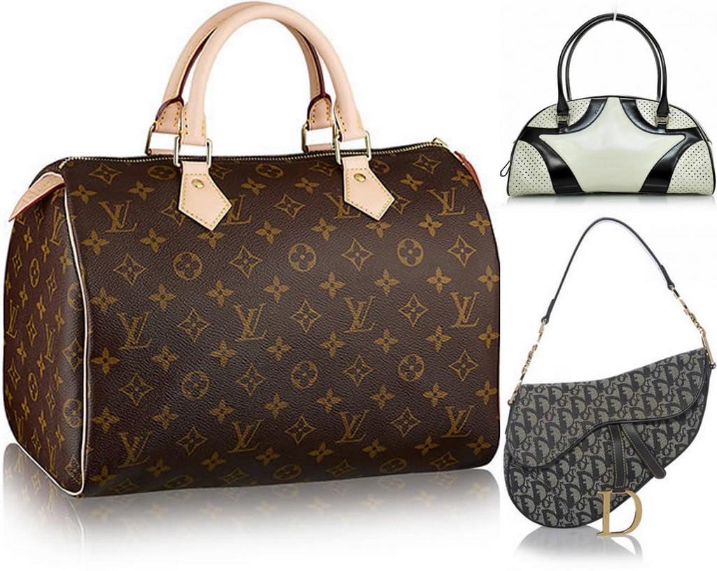 Classic Among the Handbags