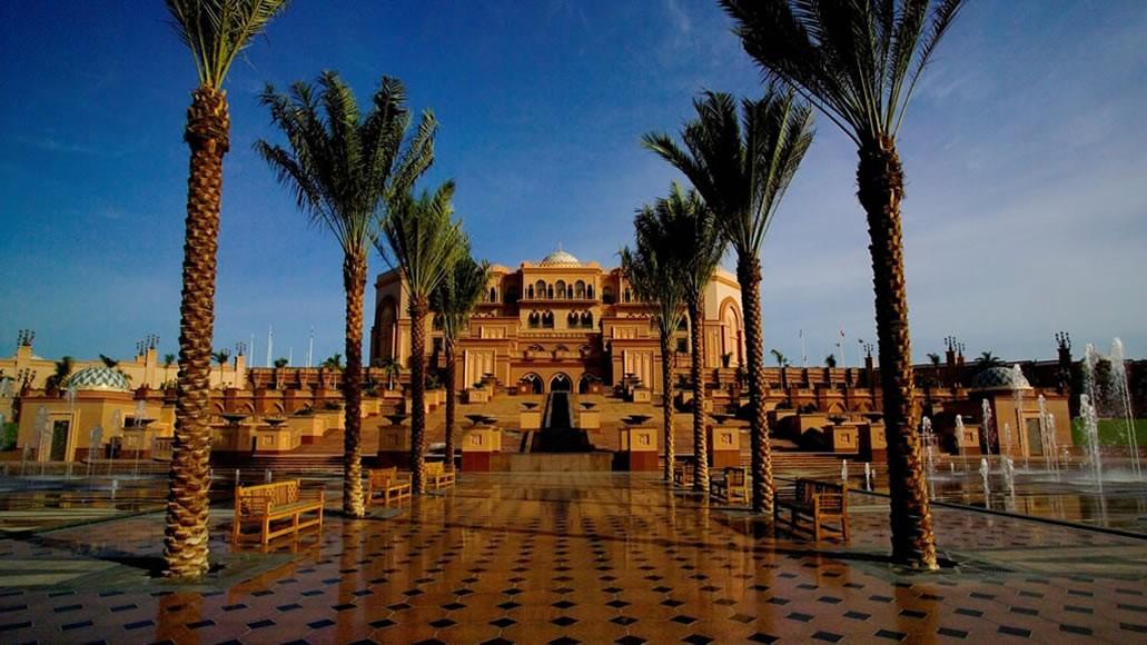Emirates Palace Abu Dhabi
