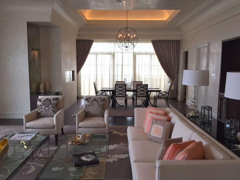 Inside The Presidential Suite At The Four Seasons Resort Orlando