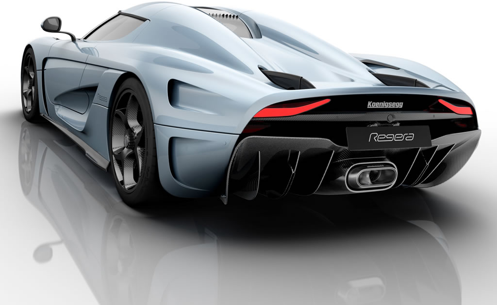 Behold The Koenigsegg Regara The World S Most Powerful