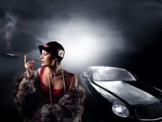luxury-car-women