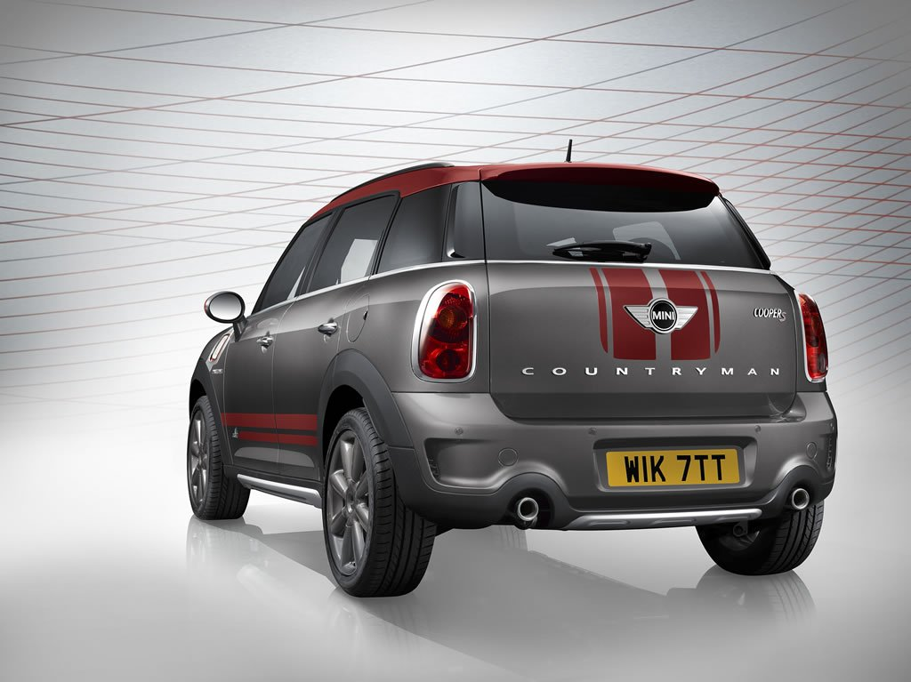 mini introduces the special edition countryman park lane dressed in grey. Black Bedroom Furniture Sets. Home Design Ideas