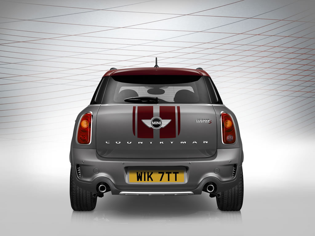 mini introduces the special edition countryman park lane. Black Bedroom Furniture Sets. Home Design Ideas