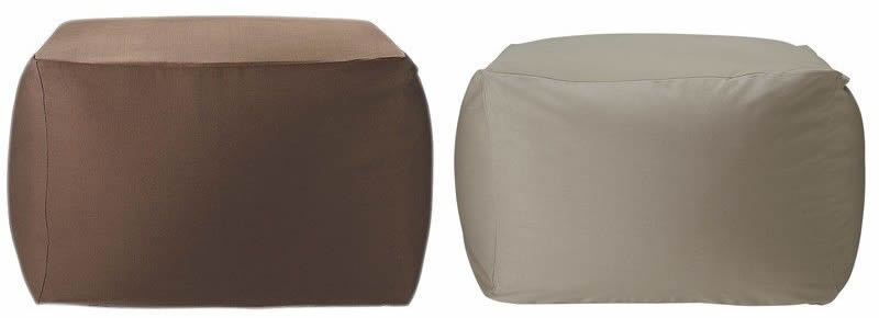 Japanese Lifestyle Brand Muji Has Come Up With A High Class Bean Bag Called The Body Fit Cushion Originally Made To Into Miniscule