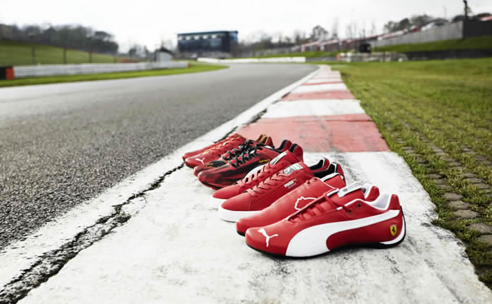 Puma collaborates with Ferrari for limited edition Suedes : Luxurylaunches
