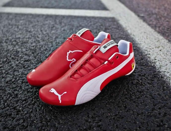 puma ferrari edition shoes