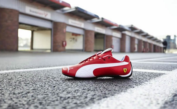 Puma Collaborates With Ferrari For Limited Edition Suedes