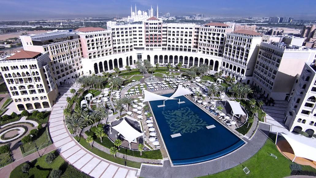 Ritz Calrton Abu Dhabi