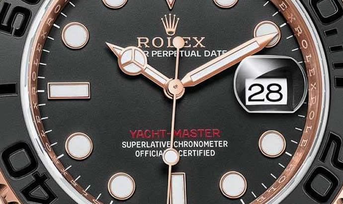 2015 Rolex Yacht Master Everose Arrives Exclusively With