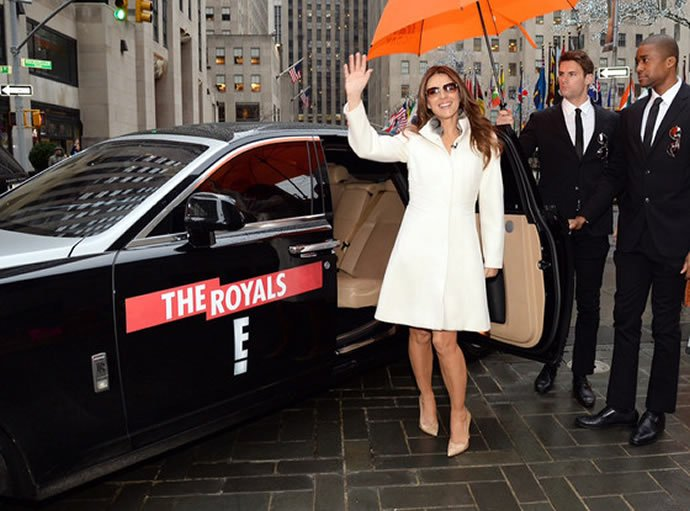 Uber users in NYC and LA will get picked up in Rolls Royces this weekend : Luxurylaunches