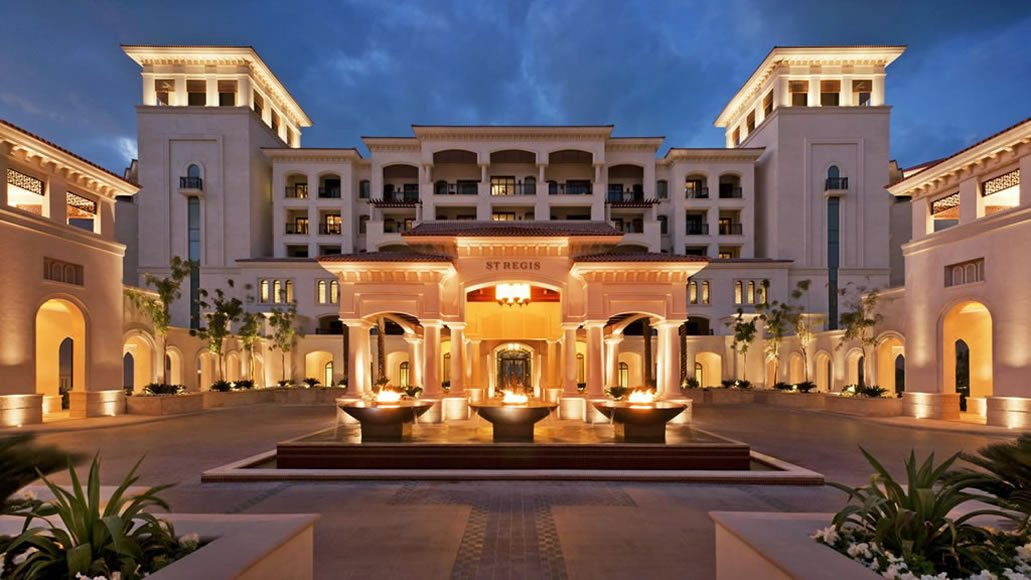 The 5 best luxury hotels in abu dhabi for Top luxury hotels